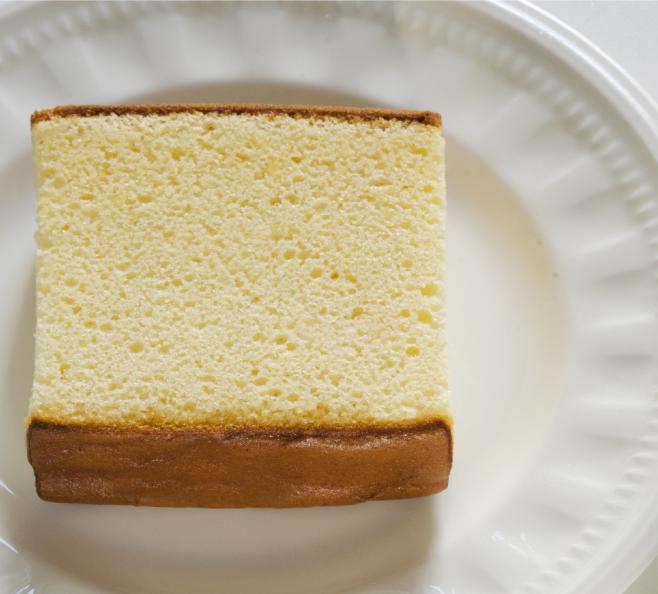 地大豆の豆乳カステラ