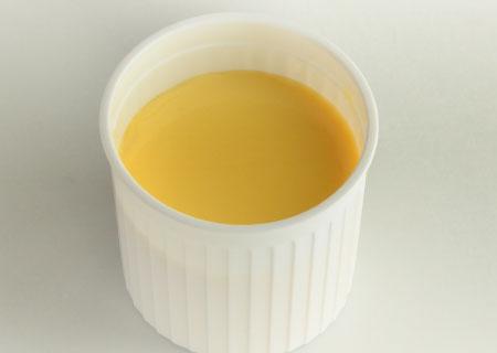 地大豆の豆乳プリン