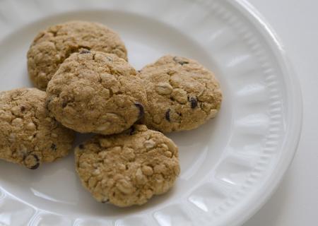 国産大豆のおからクッキー オートミール入り